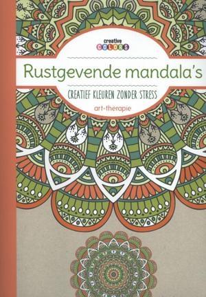 Omslag boek mandala's