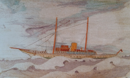 John Craske – Verknocht aan de zee