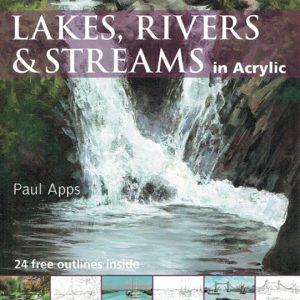 Omslag Boek met waterval