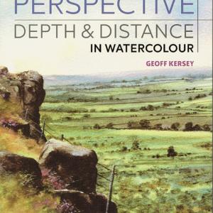 Omslag Boek met landschap
