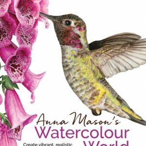 Omslag Boek met kolibrie
