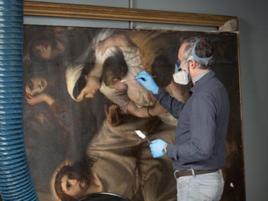 Het restauratiebloed van Michel van de Laar