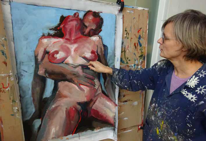 Mirjam Torenbeek – Kunst met een ziel