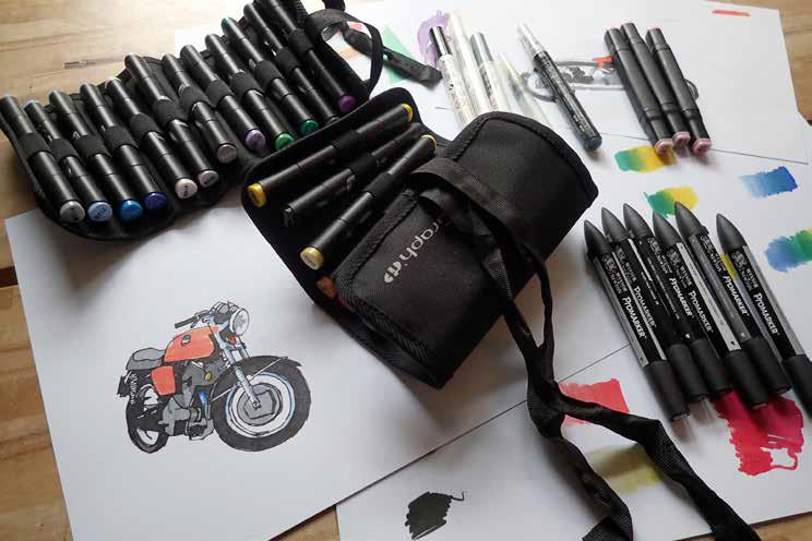 Werken met markers