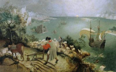 DE MYTHE VAN ICARUS