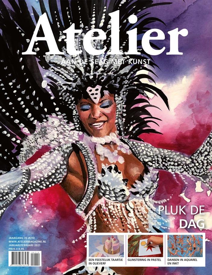 Palet magazine cover