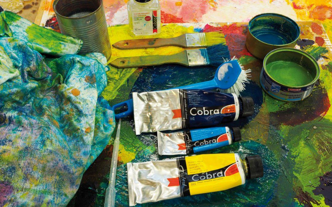 Kliederen met kleur